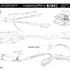 Anime reference sheet: tentacles