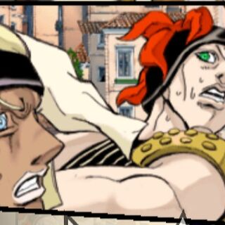 Tiziano and Squalo as they appear in <a href=