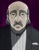 Joestar Butler Anime
