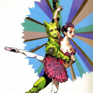Araki Hirohiko X Uniqlo (2006)