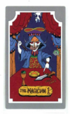JoJo Tarot 01 - The Magician