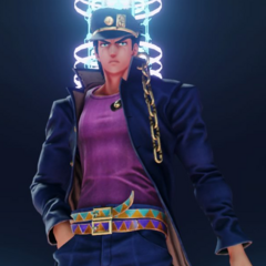 Jotaro's in-game model
