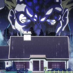Angelo has complete control of the Higashikata residence