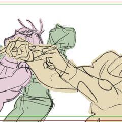 GW Episode 7 Storyboard snippet
