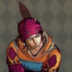 Johnny Costume B in <i>All-Star Battle</i>