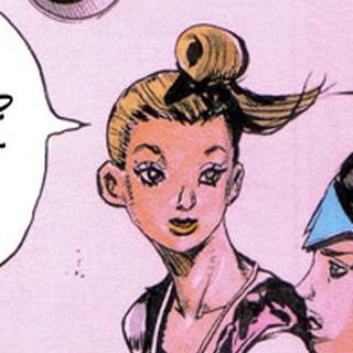 Noguchi talking with Rohan