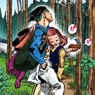 outro, rescuing Kyoka