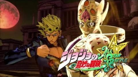 JoJo's Bizarre Adventure All Star Battle 'Trailer 2' TRUE-HD QUALITY