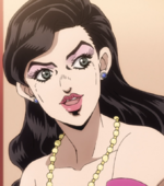 Giorno's Mom Anime