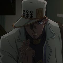 Jotaro discovers evidence of Kira's recent murders.