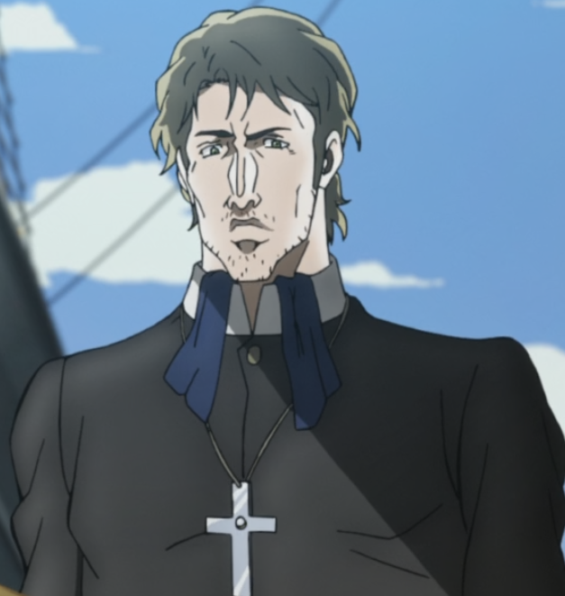 Father Styx Anime