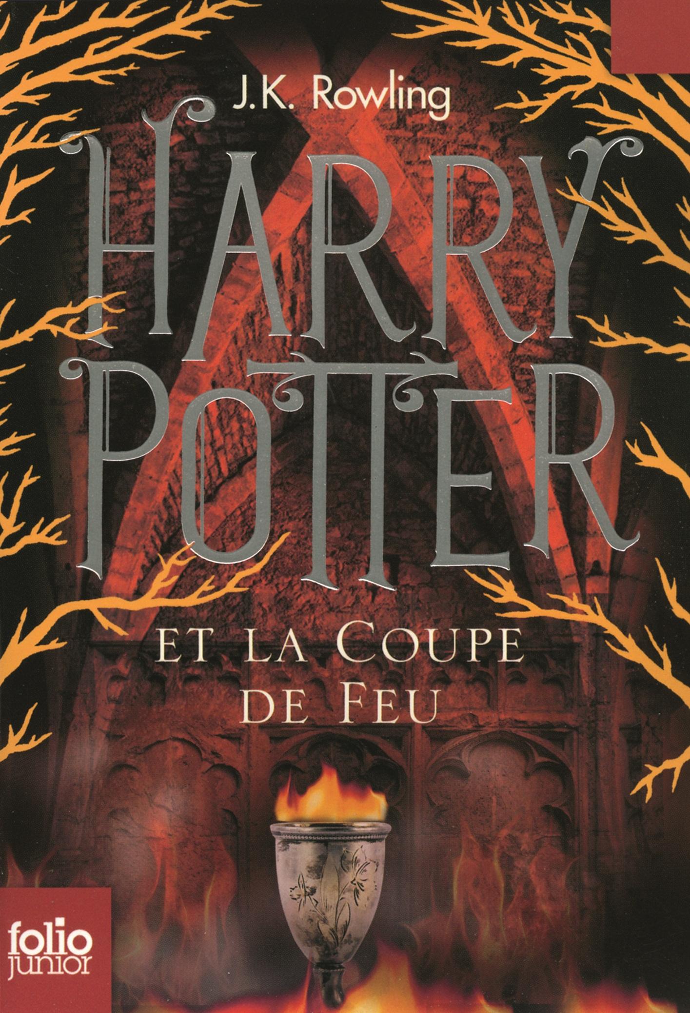 Harry Potter Et La Coupe De Feu Livre Wiki J K Rowling