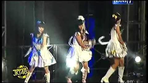 JKT48 - Tenshi no Shippo @ JKT48 Concert Trans7 07.07