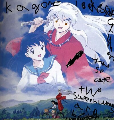 JL and Kagome forever 2