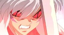 Jacob get away from me InuYasha i shouldn't never beleive you