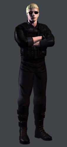 Wesker RECV-1-