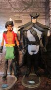 Batman Return of Bruce Wayne 01