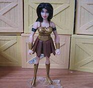 Wonder Woman Warrior 01