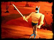 Batman Duel in the Desert 02