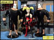 Harley Quinn Arkham City 04