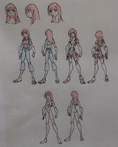 Mary Jane Watson, casual, hero attire, and anatomy