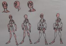 Mary Jane Watson (Scarlette) , W-Spider and Hero Attire