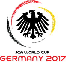 JCA World Cup Germany 2017 Logo