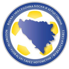 Logo of the Football Association of Bosnia and Herzegovina (2013-present)