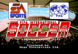 FIFA International Soccer (UE) (M4)