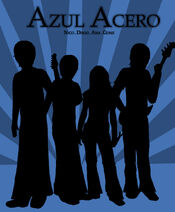 Azul Acero by Aces Butterfly