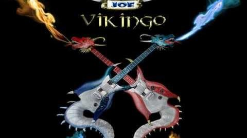 Vacío - Joe Vikingo (Lyric video)