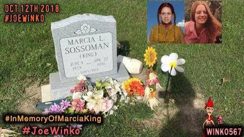 Marcia King's (Buckskin Girl's) Grave - Troy, Ohio - Joe Winko