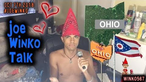 My Love For Ohio (Wherever You Go) - Joe Winko Talk