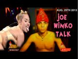 Miley Cyrus VMAs Twerking (Joe Winko Talk)