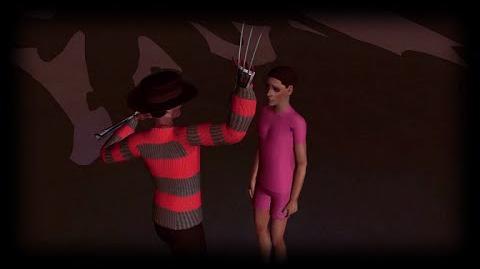 A Nightmare Encounter 2- Island of Illusion - Sims 2 Horror Movie (2014)