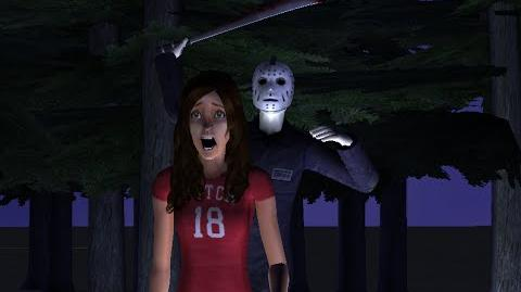 Friday the 13th Part 2 - Sims 2 Horror Movie (2015)