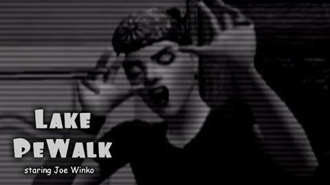 Lake PeWalk Sims 2 Horror Movie (2010) Joe Winko