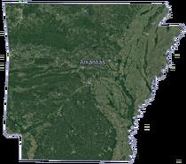 ArkansasStateSatilatteView