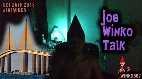 Souls of the Skyway Bridge - Joe Winko Talk