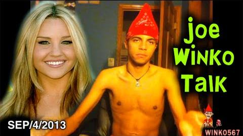 Amanda Bynes - Joe Winko Talk