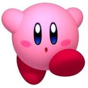 Kirby the Pink Ball