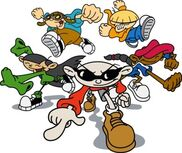 Codename Kids Next Door KND