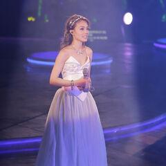 Dongguan, Singapore, Shenzhen (Act 2);<br />Dress by <b>Ulyana Sergeenko</b>
