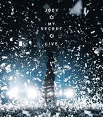 My secret live dvd