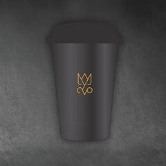 Coffee Cup (Back)
