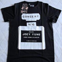 Black T-shirt by <b>5Preview</b>.