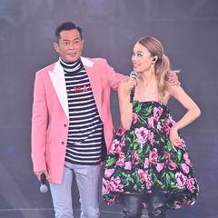 [J]; with Louis Koo