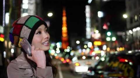 容祖兒 百老匯廣告2010 Joey Yung broadway commercial (part 2 4)