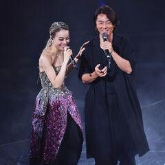 with Ekin Cheng
