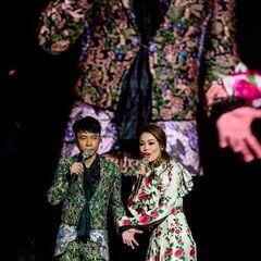 Melbourne, Sydney (Act 2);<br />Dress by <b>Gucci</b>